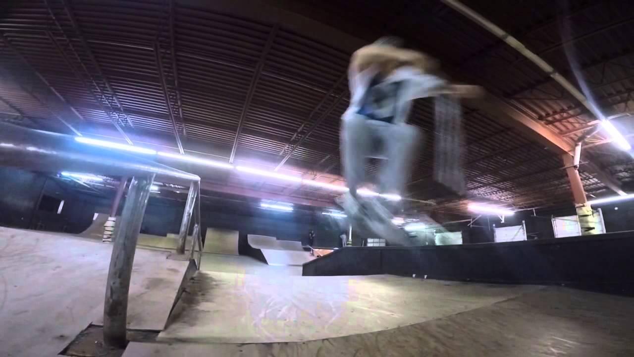 Skate Naked Skatepark - YouTube
