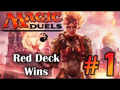 Magic Duels | Red Deck Wins #1
