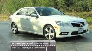 All New 2010 Mercedes Benz E Class Videos