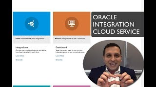Oracle Integration Cloud Service - Connect your data!