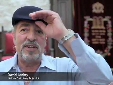 Ben-Gurion Archives and JIMENA: David Lankry, Morocco