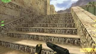 Counter-strike 1.6 играет Про игрок DogKiller