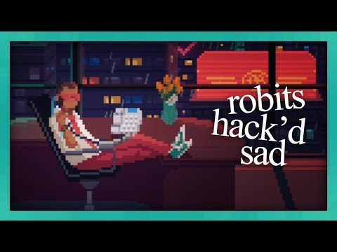 The Red Strings Club: Hacker Voice (#5) - betapixl