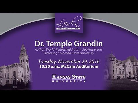 Landon Lecture | Dr. Temple Grandin