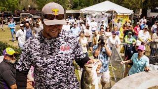 City Park Big Bass Rodeo 2019 HARD WORK