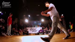 GROOVE'N'MOVE B-BOYING BATTLE 2015 - Final / Tekken Kidz vs Funk Fockers