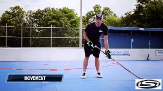 Stick Skillz Ball Hockey (Wrist Shot)