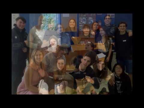 Teaching skills at Federic Mistral escola, Barcelona. Oct 2016