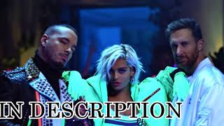 David Guetta, Bebe Rexha & J Balvin - Say My Name ( ACAPELLA) #acapella