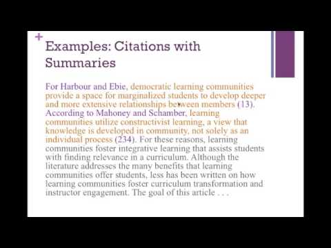 Mla quote citation in essay