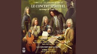 Play Overture, suite for 2 flutes, strings & continuo in E minor (Tafelmusik I/1), TWV 55:e1