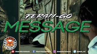 Feran-Go - Message [Audio Visualizer]