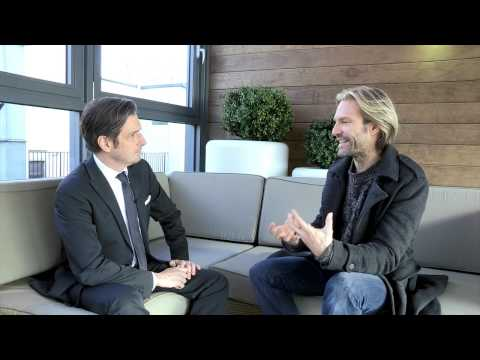 Classic FM Speaks to Eric Whitacre