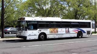 Nj Transit Buses