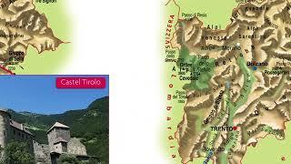 Trentino Alto Adige Cartina Geografica Fisica.Trentino Alto Adige Hub Campus