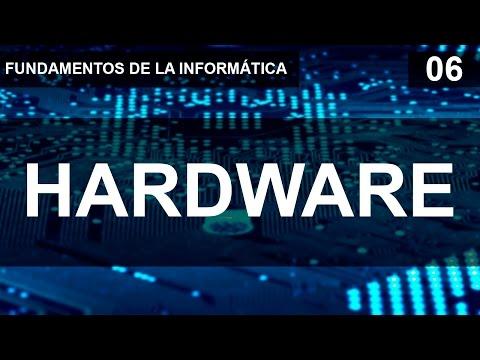Fundamentos de la informática 06 - El Hardware.