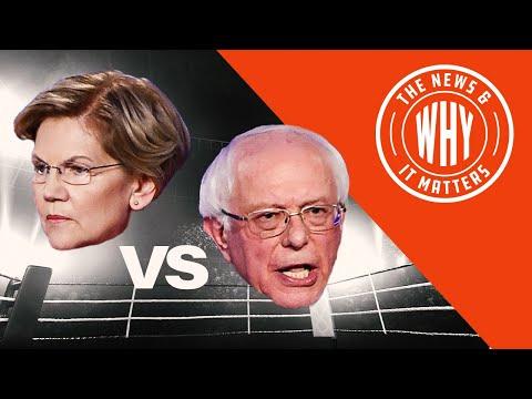 Bernie Sanders to Elizabeth Warren: 'A Woman Can't Win!' | The News & Why It Matters | Ep 447