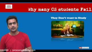 Why Students Fail in CS !!