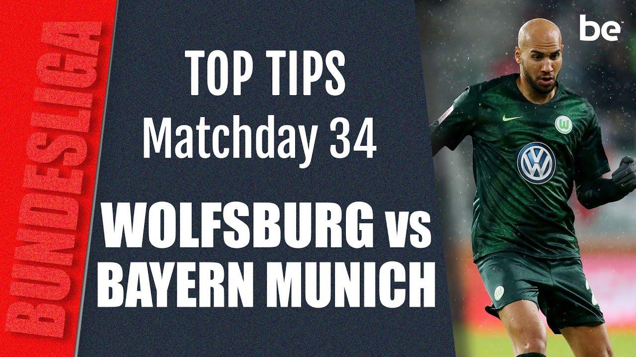 Wolfsburg vs bayern munich betting expert nfl bb betting ballymahon ireland