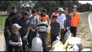 Australia Cleanup Day 4 March 2012