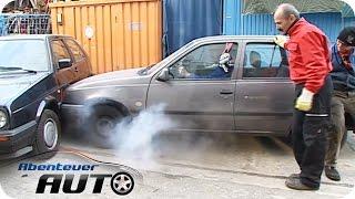 Reifentest Extrem - Abenteuer Auto