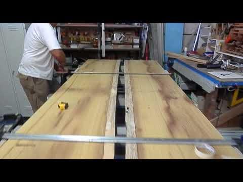 WOODMAN: Threaded rod as board connector