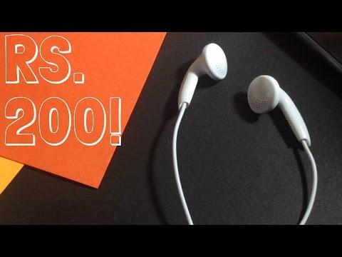 Top headphones under Rs.200?
