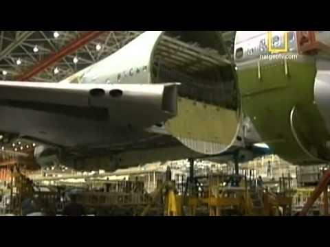 boeing 747-8 nat geo full espaol