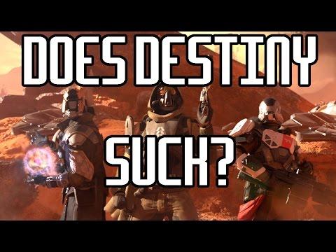Does Destiny Suck? (Destiny Review / Destiny PS4 Gameplay)