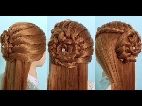 long hair design tutorial