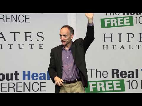 How a NON-GMO Organic Diet helped 3250 people recover from 28 disorders - with Author Jeffrey Smith
