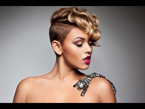 Short Black Hairstyles | Black Hair Magazine | Medium Mlack Hairstyles - YouTube