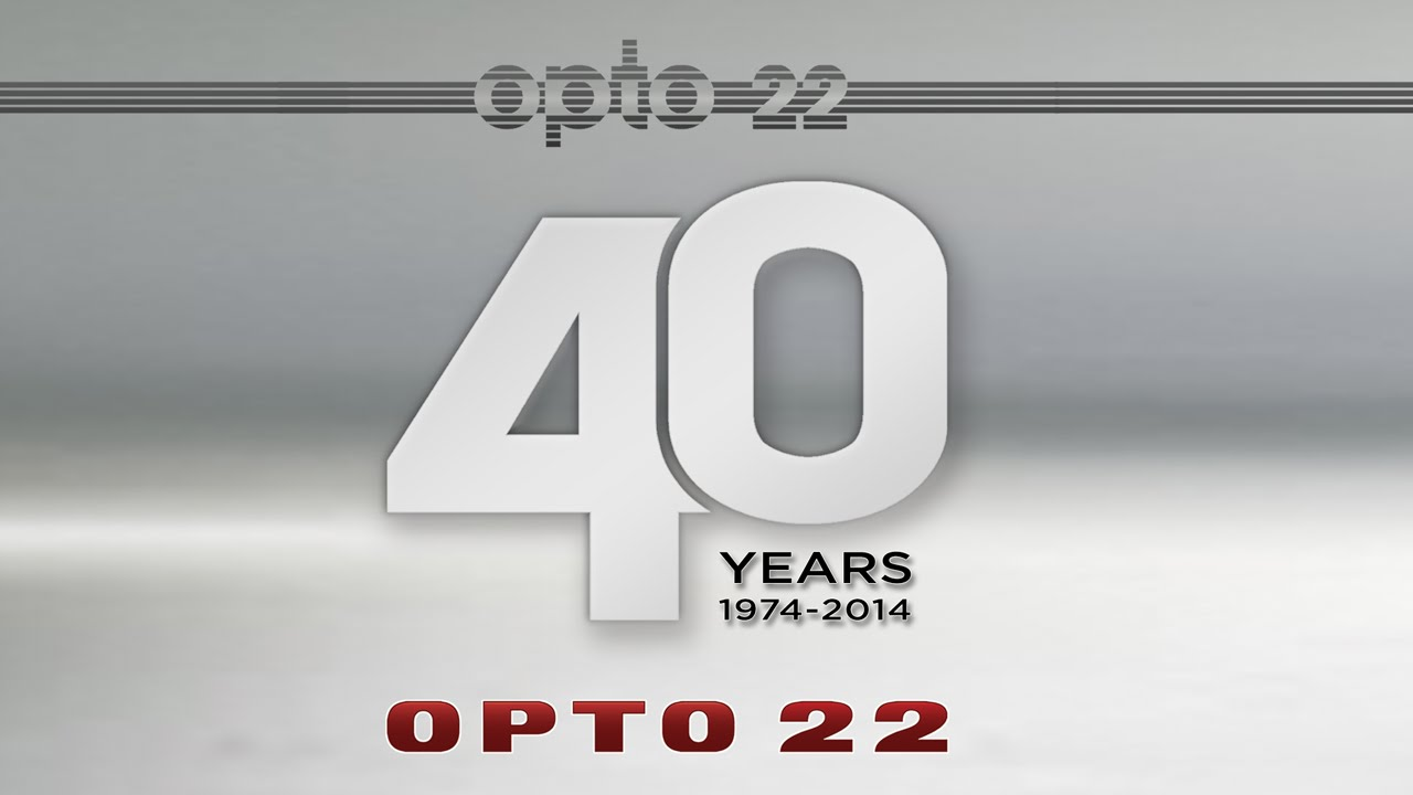 40 Years Of Opto 22 Youtube Solid State Relay