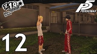 Video Persona 5 Walkthrough Gameplay part #12 - Crossword puzzle and Hanging with Ryuji  - Day 4/18 & 4/19 download MP3, 3GP, MP4, WEBM, AVI, FLV Desember 2017