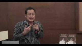 Book Launch《Lim Lian Geok ---Soul of The Malaysian Chinese》——Chong Ton Sin