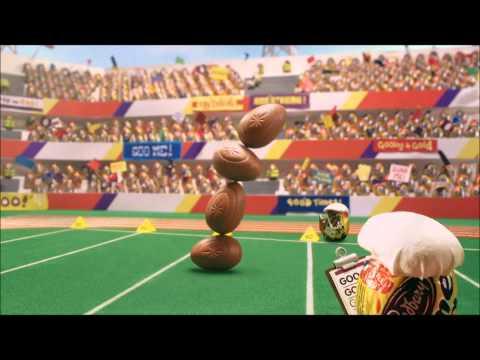 Creme Egg Goo Games