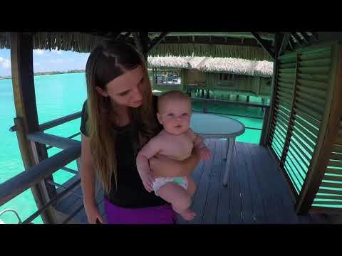 FRENCH POLYNESIA Around the World Trip Part 9