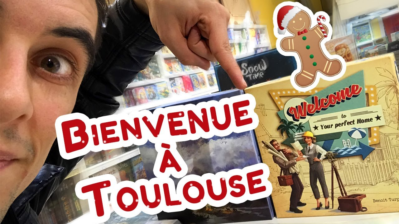 Visitez notre magasin de jeux de société à Toulouse (🎄 Noël 2018 ... 1fc6d605301a