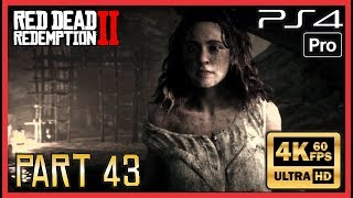 "RED DEAD REDEMPTION 2 Walkthrough Part 43 Unrushed Gameplay UHD 4K PS4 PRO ""That's Murfree Country"""