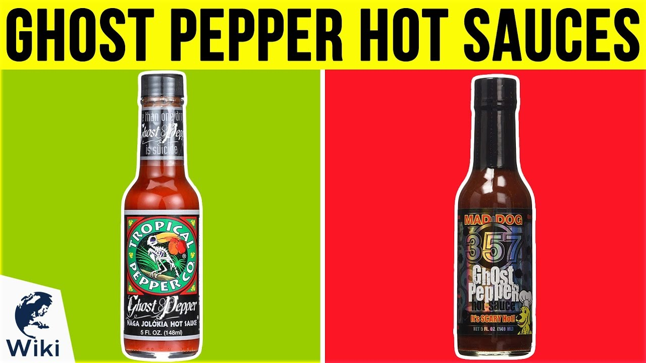 Top 10 Ghost Pepper Hot Sauces of 2019 | Video Review