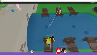 Test: HOW GOOD IS THE GOLDEN FISHING ROD? MeepCity | Roblox