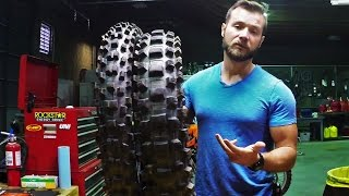 How to save money on dirt bike tires - get more bang for your buck!
