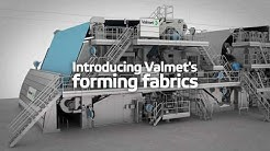 Valmet forming fabrics – Extensive line of fabrics that deliver results