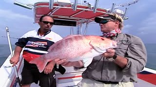 Texas Red - RED SNAPPER fishing