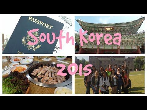 Seoul, South Korea Summer 2015