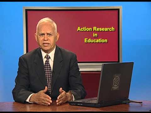 Action Research In Education Part 1