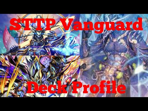 Cardfight! Vanguard G Deck Profile: Nubatama Dominate
