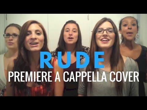 Rude - Magic! Cover (Premiere A Cappella Interlude)