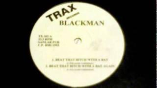 """TX302 -- Black Man """"Beat that Bitch with a Bat"""""""
