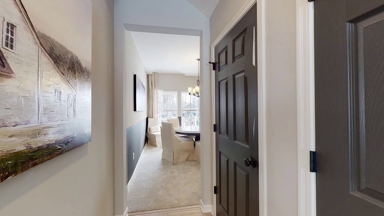 The Denali Floorplan By Fischer Homes Model Home In Arden Place Youtube